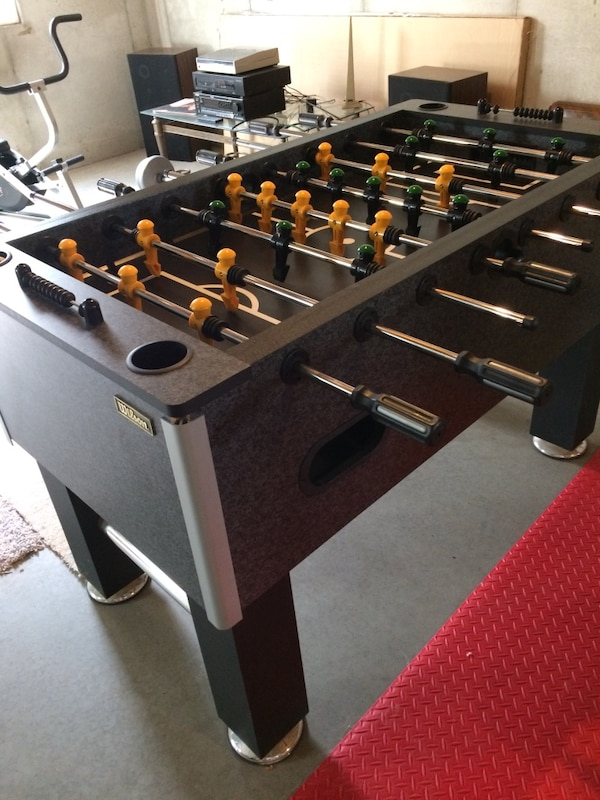 Used Wilson Foosball Table For Sale In Greeley Letgo - Wilson foosball table