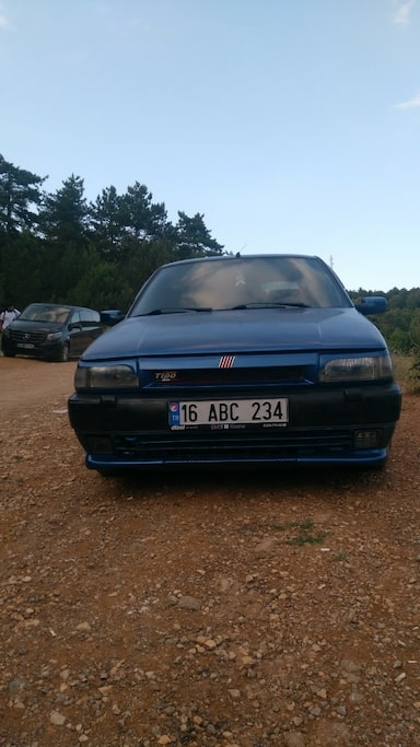 1996 Fiat Tipo 36489642-7243-4d4a-b161-ee5e251b04c0