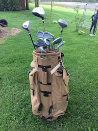Ladies right handed golf clubs with brown bag Delhi