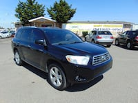 2008 Toyota Highlander with 3 Row seating. 149314 miles in it  Eugene