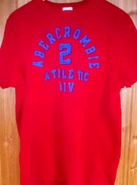 Abercrombie & Fitch XL muscle t-shirt