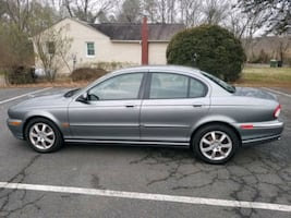 "Jaguar - X-Type - 2005 AWD ""Rare 6 Speed stick"