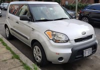 2011 KIA Soul silver color Washington, 20009