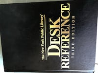 New Desk Reference Hard Cover Book Kissimmee, 34741