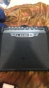black Line 6 guitar amplifier Silver Spring, 20902