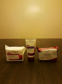 L'Oreal face cleaner + wipes Randallstown, 21133