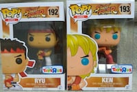Funko Pop Ryu & Ken - Toys R Us Exclusive 3744 km
