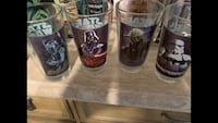 Star Wars Pint glass set of 4 Des Moines, 50311