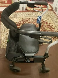 Brand new walker used once. Hamilton