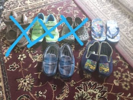 Boys shoes/slippers