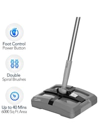 Brand new in box wireless sweeper $60 Edmonton
