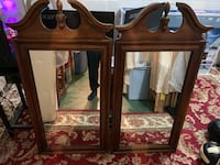 Matching mirror set  Annandale, 22003