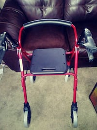 Brand new Rollator Walker