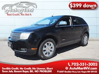 2007 Lincoln MKX for sale Las Vegas