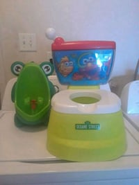 Potty training urinal and toilet San Antonio, 78245