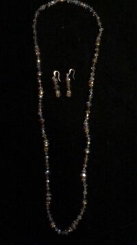 Necklace and Earring Set Smith-Ennismore-Lakefield, K0L