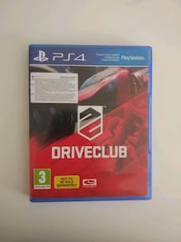 Drive Club PS4 oyun Ankara