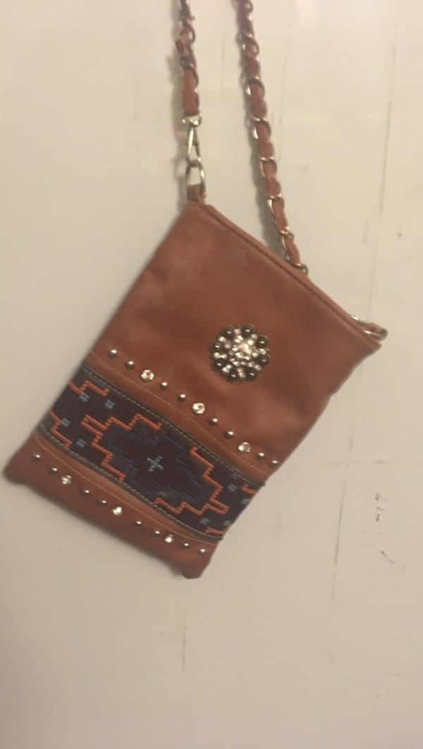 Rustic hand crafted hip bag c896b231-58d3-4147-8238-662e4eb58f5f