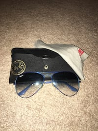 Blue - small frame aviator Ray Ban sunglasses Barrie, L4M 0H3
