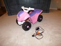 Power Wheels Fisher-Price 6 Volt Lil Quad Ride On- in EUC! Vancouver, 98683