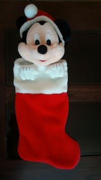 Disney Mickey Mouse Christmas stocking