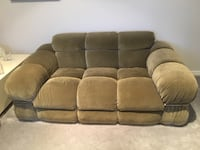 Sofa, love seat and ottoman in excellent condition. Will sell separately or together. Best offer Vaughan, L4J 8N8