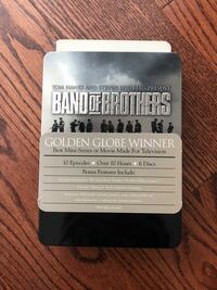 Band of Brothers DVD collection (6 discs)