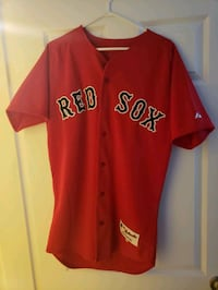 Red sox button up Jersey