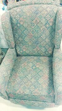 Wing back Lane Brand Recliner