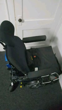 black and blue motorized wheelchair Wappingers Falls, 12590