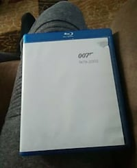 James bond movies 1979-2002 Minot, 58701