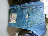 blue denim Miss Me jeans Buffalo, 14214