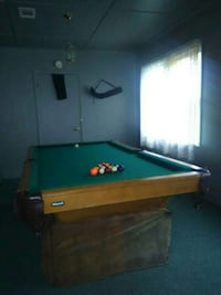 8x4ft pool table