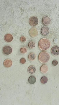 round brown coin lot Bhuj, 370001