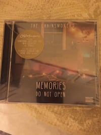 Chainsmokers Album Audio CD Chantilly, 20151