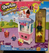 NEW Shopkins Kinstructions Set Pflugerville, 78660