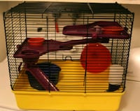 2 level hamster cage Moreno Valley, 92553