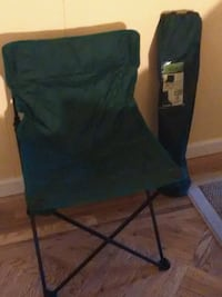 Camp chair and case New York