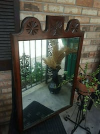Solid Wood Mirror - Historic Shaw Furniture  Metairie, 70005