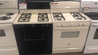 GE gas stoves 90 day warranty Reisterstown, 21136