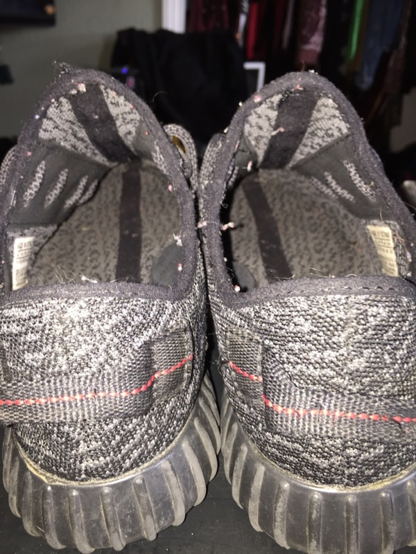 a3db202db Used pair of gray Adidas Yeezy Boost 350 for sale in Oakland - letgo