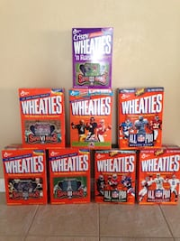 Wheatie's  Cereal Boxes San Jose, 95118