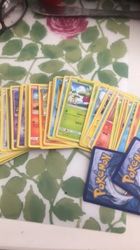 Assorterad pokemon trading card collection Malmö, 217 47