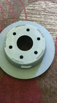 Rotors (2) compatible with GMC Chevrolet Cadillac  La Plata