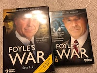 Foyles War- Seasons 1-6 Oakville, L6K 3B1