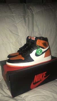 Retro air Jordan 1 shattered backboards Winnipeg, R3T 0E1