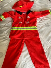 Firefighter costume  Toronto, M9C 5J5
