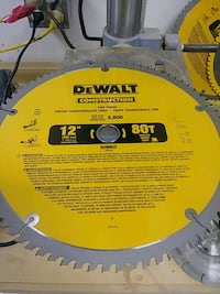 12 inch mitre saw blade