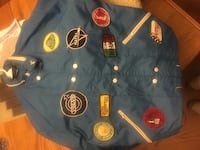 Vintage Jacket Gremlin, Lotus, Volvo, many old school patches! Little Rock, 72207