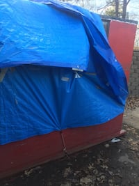 4/8 fish house free you pick up Mound, 55364